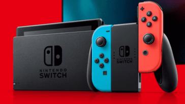 Nintendo avertit: la pénurie de Nintendo Switch toute l'année