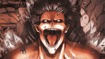 Le créateur de Tokyo Ghoul encre le portrait d'Attack On Titan