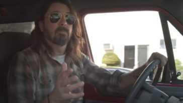 Partagez la bande-annonce du documentaire de Dave Grohl, `` What Drives Us ''