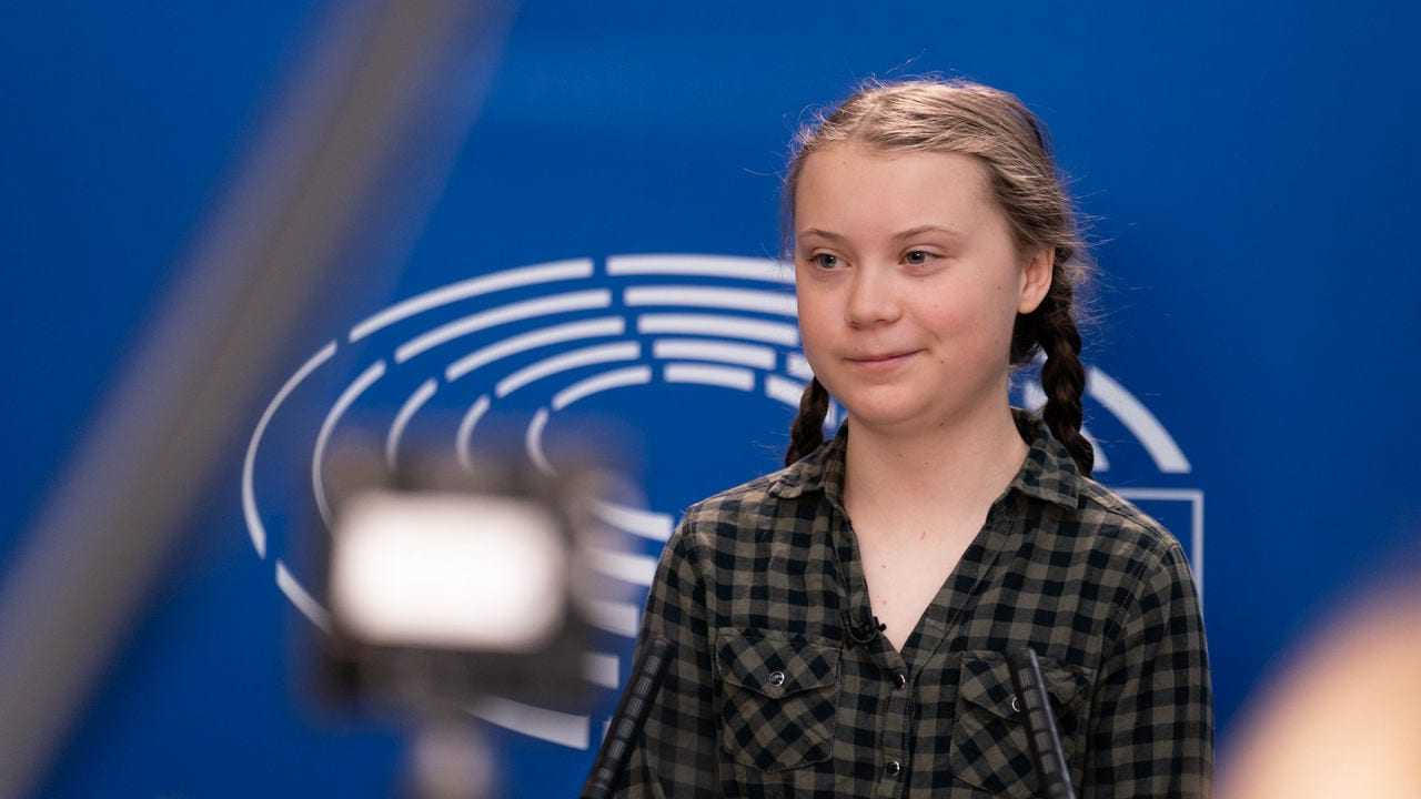 Greta Thunberg Sautera La Cop26 à Moins Que Tous Les