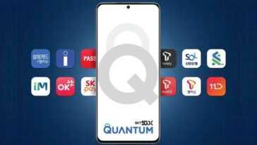 Samsung Galaxy Quantum 2, le mobile doté d'une puce quantique est désormais officiel