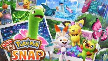 La nouvelle publicité Pokémon Snap ravit les Pokefans