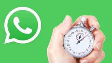 WhatsApp a des nouvelles de l'arrivée des messages qui disparaissent