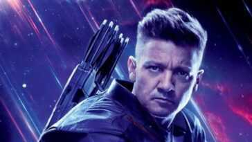 Jeremy Renner continuera à porter le costume Ronin sur 'Hawkeye'