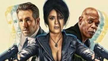 Nouvelle bande-annonce de The Hitman's Wife's Bodyguard avec Salma Hayek et Ryan Reynolds
