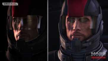 La comparaison des graphiques de l'édition légendaire de Mass Effect montre des améliorations massives
