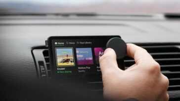 Spotify Car Thing: une expérience matérielle pour les «vieilles» voitures qui vous permet de contrôler le service avec votre voix et avec un cadran curieux