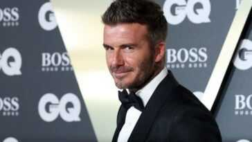 David Beckham jouera dans la série documentaire Save Our Squad sur Disney +