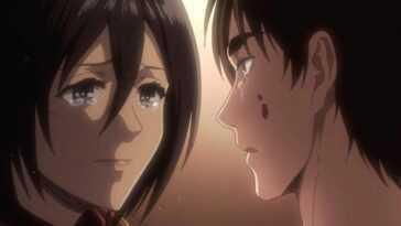 Shingeki no Kyojin: le lien d'amour entre Eren Jarger et Mikasa