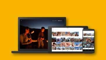 La reconnaissance de texte Google Lens OCR arrive sur le bureau avec Google Photos sur le Web