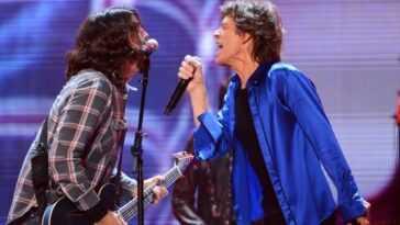 Mick Jagger et Dave Grohl ont publié une chanson reflétant la quarantaine