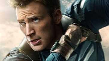 Ce sera le retour de Chris Evans en tant que Captain America