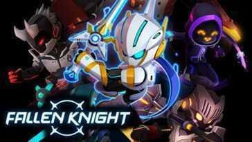 Fallen Knight est un jeu de plateforme d'action PS4 avec un mécanisme de moralité intrigant