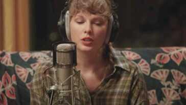 """Taylor Swift parle du processus de recréation de """"Fearless"""""""
