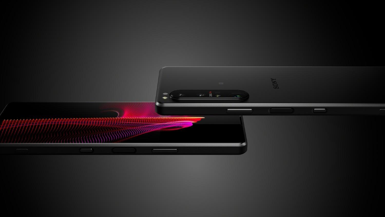 Le design du Sony Xperia 1 III