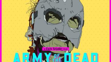 """Netflix publie une bande-annonce passionnante de """"Armée des morts"""""""