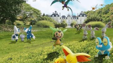 Pokémon Go: un nouveau bug rend certains Pokémon invisibles