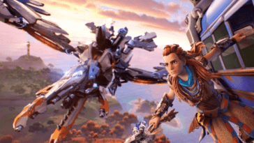 Fortnite aura un skin Aloy excitant d'Horizon Zero Dawn