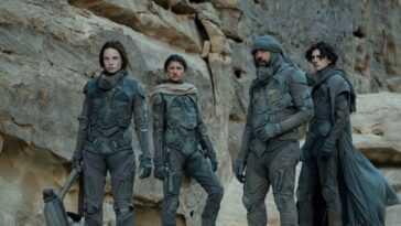 L'écrivain de 'Dune' a déjà écrit la suite du film