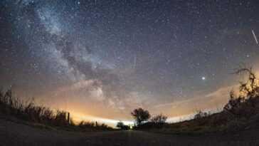 Lyrid Meteor Shower 2021: Quand, Où Et Comment Le Voir