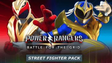 Ryu et Chun-Li se transforment en Power Rangers passionnants