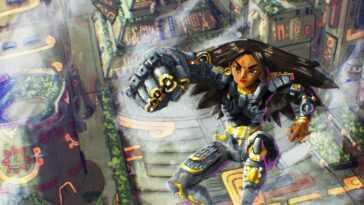 Aztech Forgotten Gods se souvient de PS5 et PS4 cette année