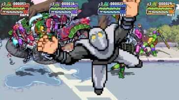 TMNT: La vengeance de Shredder dévoile la bande-annonce de Rippin '