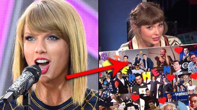 Taylor Swift A Commencé à Donner Des Indices Sur Son