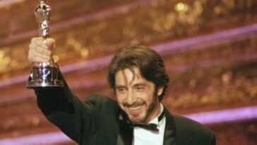 Applaudissements éternels: le jour où Al Pacino a reçu son Oscar bien mérité