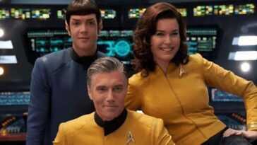 `` Star Trek: Strange New Worlds '' serait similaire au ton de la série originale