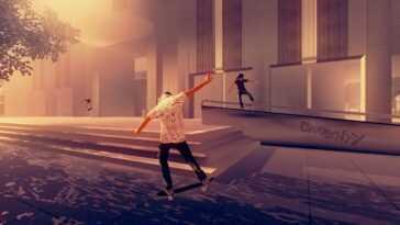 Skate City présente son action Chill Skateboarding sur PS4 le 6 mai