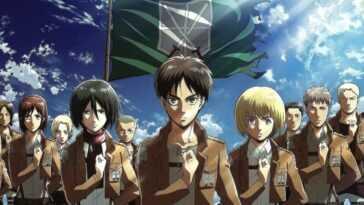 Quand Shingeki no Kyojin arrive-t-il sur Netflix Amérique latine?
