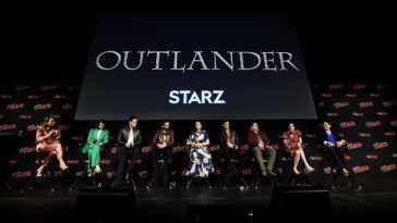 Outlander projette un spin-off sur un personnage de la série