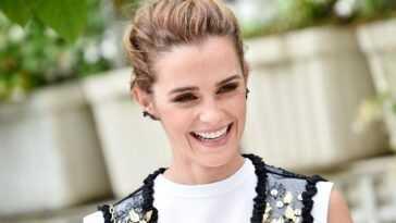 Emma Watson, une star aberrante aux 4 qualités inconnues