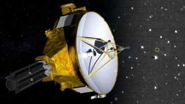 La Sonde New Horizons De La Nasa Atteint Une Distance