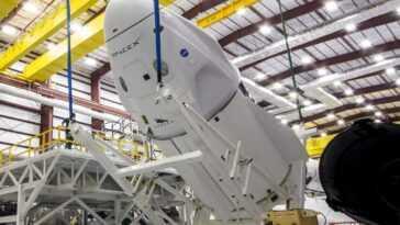 La Nasa Et Spacex Sont Prêts à Lancer Les Astronautes