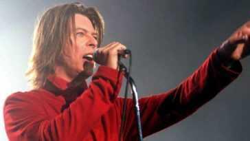 David Bowie présentera une nouvelle collection d'antiquités