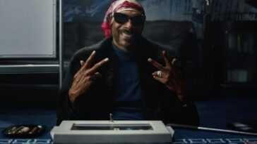 Snoop Dogg joue dans la bande-annonce de `` Domino: Battle of the Bones ''