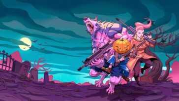 La bande-annonce de la date de sortie de Retro Platformer Savage Halloween n'a pas de date de sortie