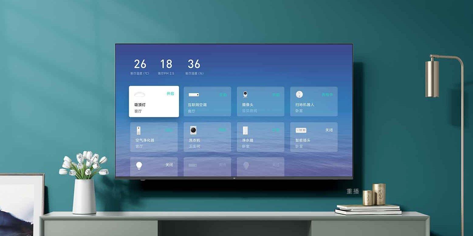 Le système MIUI pour TV des nouveaux téléviseurs Xiaomi Mi