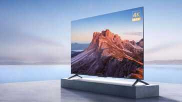 Xiaomi lance 7 nouveaux téléviseurs bon marché, à partir de 130 euros et jusqu'à 75 pouces