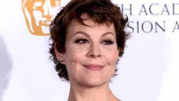 L'actrice D'harry Potter Helen Mccrory Est Décédée à L'âge De