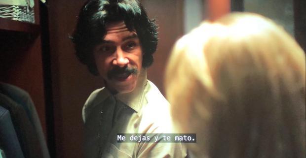 Que s'est-il passé lors de cette rencontre entre Luis et Marcela?  (Netflix)