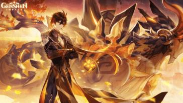 Genshin Impact surprend avec la date de la version 1.5 et de la PS5