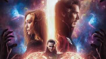 Doctor Strange Dans Le Multivers De La Folie Termine Le