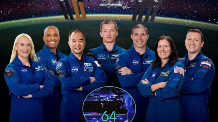 En Photos: La Mission Expedition 64 à La Station Spatiale