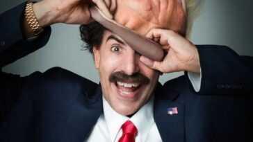"""""""Borat 2"""" prépare une nouvelle spéciale avec """"matériel inédit"""""""