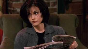 """Courteney Cox souligne ses ressemblances avec Monica de """"Friends"""""""
