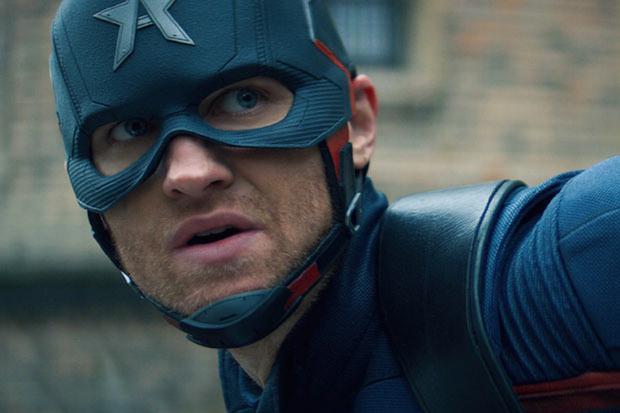 Pour beaucoup, John Walker n'aurait jamais dû être nommé Captain America (Photo: Disney Plus / Marvel)