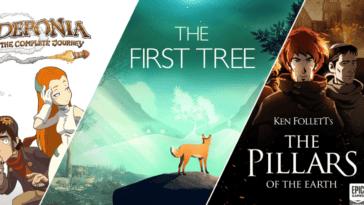 Epic Games Store présente ses jeux gratuits suivants